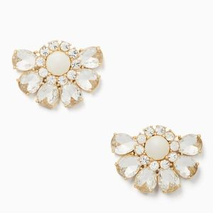 Kate Spade Bright Ideas cluster studs NWT